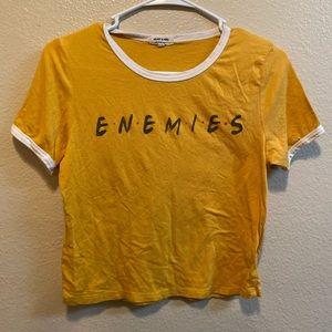 F.R.I.E.N.D.S / E.N.E.M.I.E.S shirt!!!